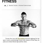 MMA Alex Poulsen