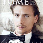 TOME magazine / model Brent Tinsley